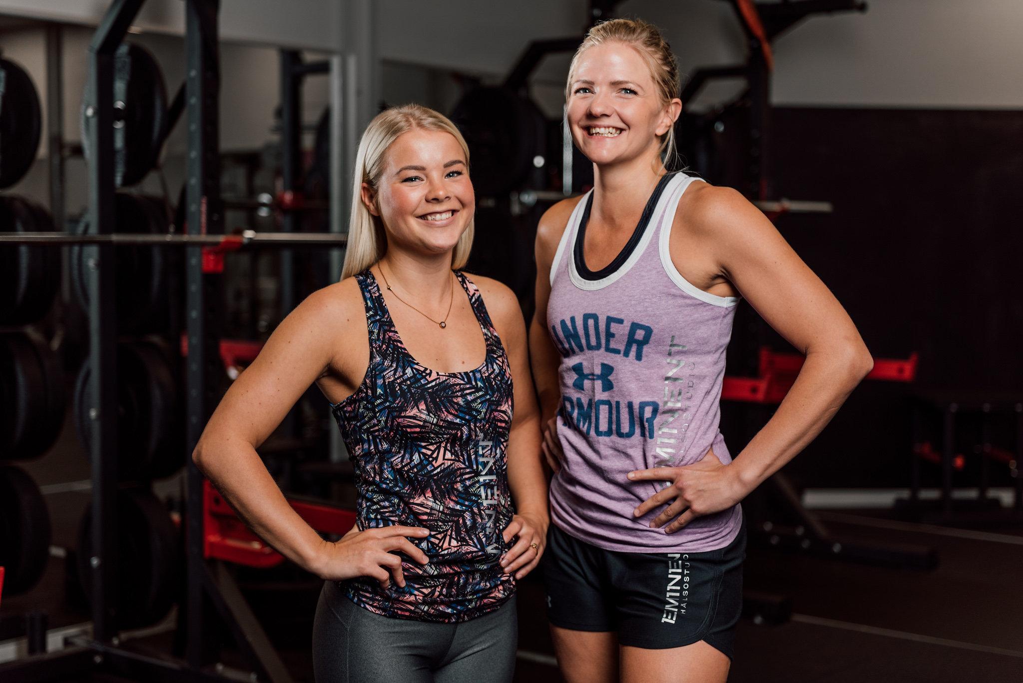 Johanna Fuxborg & Anja Saxmark
